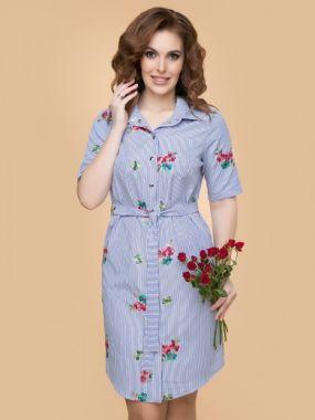 Платье джей ло (вышивка)