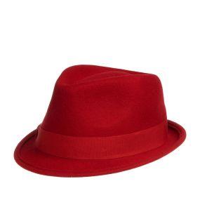 Шляпа трилби SEEBERGER