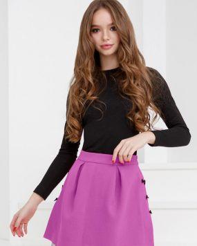 Пышная праздничная юбка