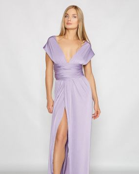 Яркое платье-трансформер