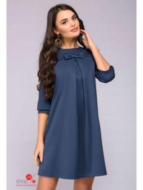 Платье 1001 DRESS, цвет темно-синий