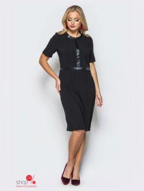 Платье Dresess, цвет черный