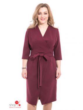 Платье Modellos, цвет бордовый
