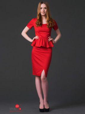 Костюм MariKo, цвет красный