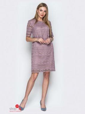 Платье Dresess, цвет бледно-розовый