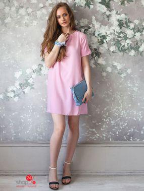 Платье SofiCo, цвет розовый