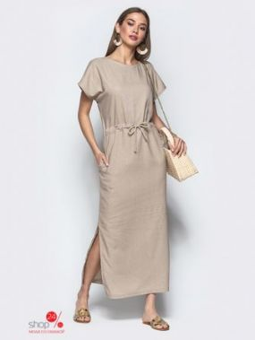 Платье Dresess, цвет бежевый
