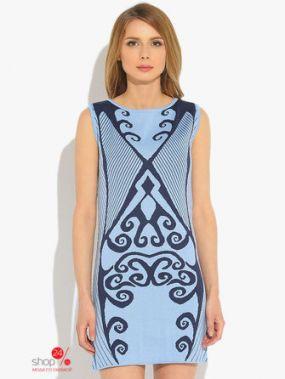 Платье Green Tara, цвет синий