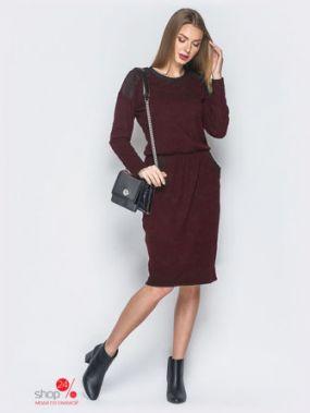 Платье Dresess, цвет бордовый