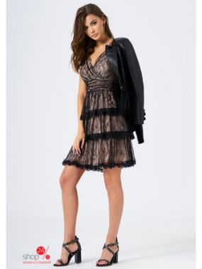 Платье Noche Mio, цвет черный