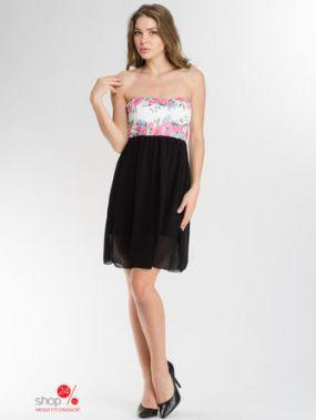 Платье Lucia Milano, цвет черный