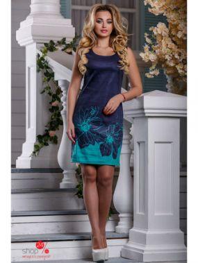 Платье Seventeen, цвет темно-синий
