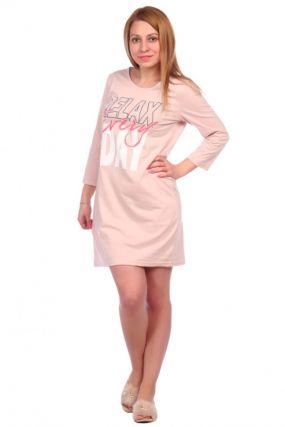 Ночная сорочка Сьюзи (розовая)
