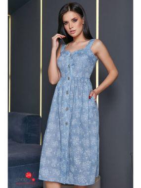 Платье Seventeen, цвет голубой