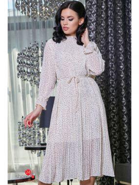 Платье Seventeen, цвет бежевый