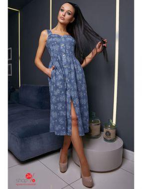 Платье Seventeen, цвет синий