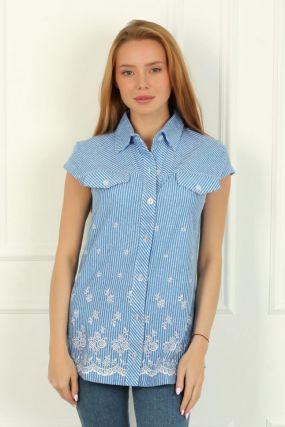 Рубашка трикотажная Марта
