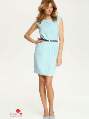 Платье Top Secret, цвет голубой