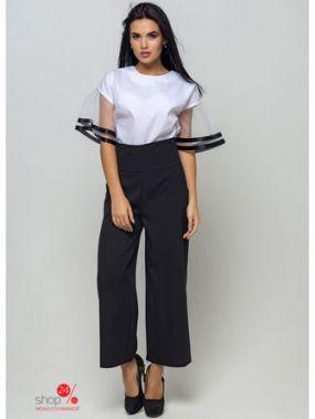 Брюки The First Land of Fashion, цвет черный