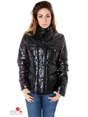 Куртка Enrico Coveri, цвет черный