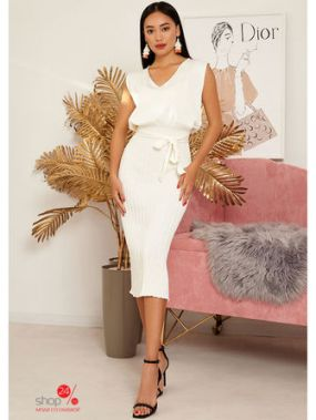 Платье Domenica, цвет белый