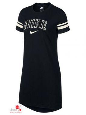 Платье Nike, цвет черный