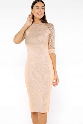 Платье 109850 Beige