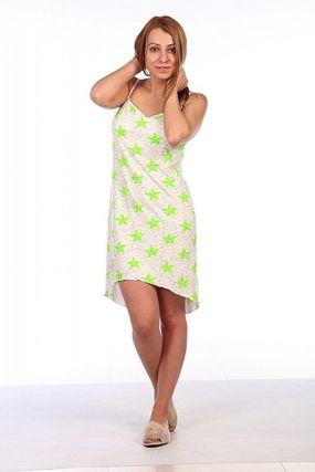 Ночная сорочка Хилдер (зеленая)