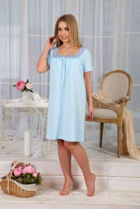 Ночная сорочка Кэйтли (голубая)