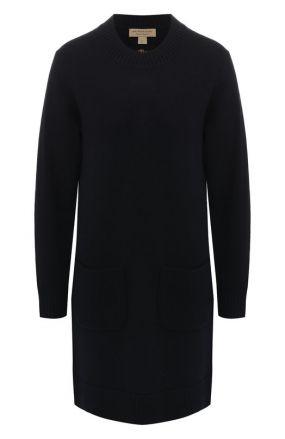 Кашемировое мини-платье Burberry