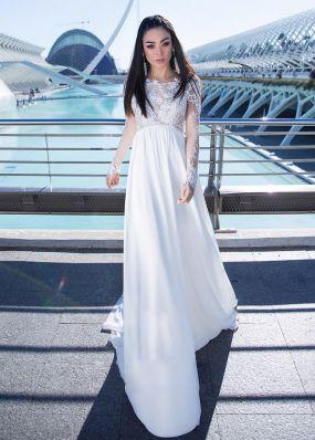 Свадебное платье в греческом стиле SDV021