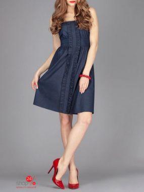 Платье Nova Line, цвет синий