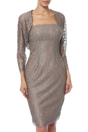Платье с болеро JS Collections
