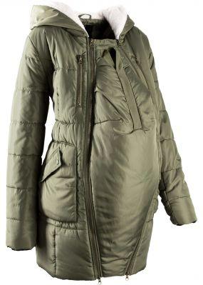 Куртка с подкладкой и карманом-вкладкой для малыша