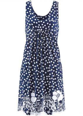 Трикотажное платье стретч