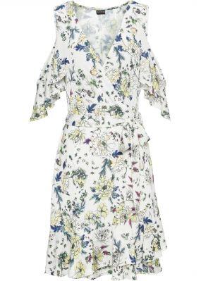 Платье с вырезами