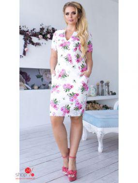 Платье Lilova, цвет белый