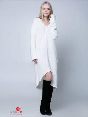 Платье Sewel, цвет белый