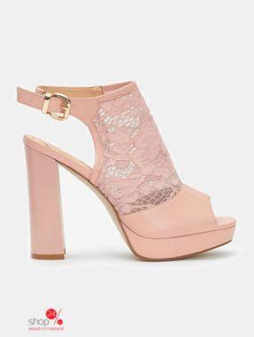 Босоножки BETSY, цвет светло-розовый