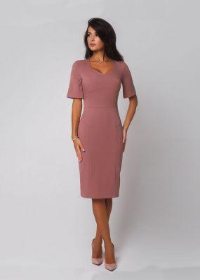 Элегантное платье-футляр 180513