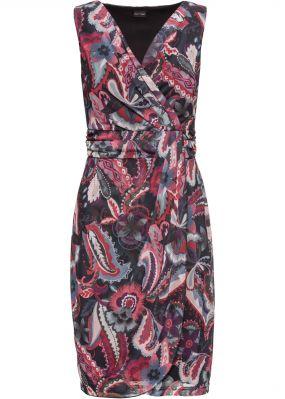 Платье из сеточки