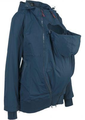 Куртка со вставкой для малыша
