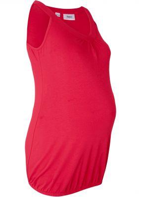 Топ трикотажный для беременных