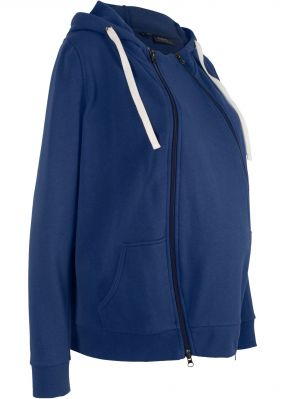Трикотажная куртка для беременных и молодых мам