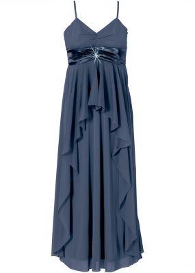 Вечернее макси-платье