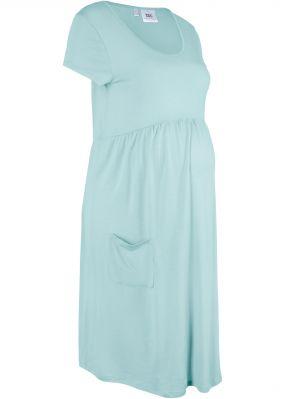 Платье для беременных из экологичного материала