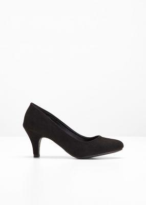 Туфли-лодочки на каблуке