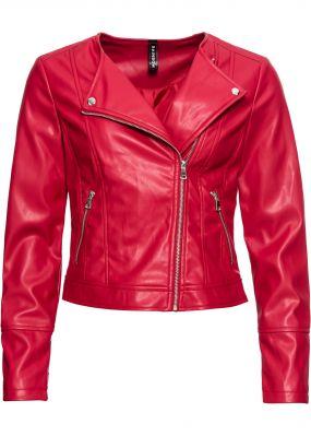 Куртка байкерская