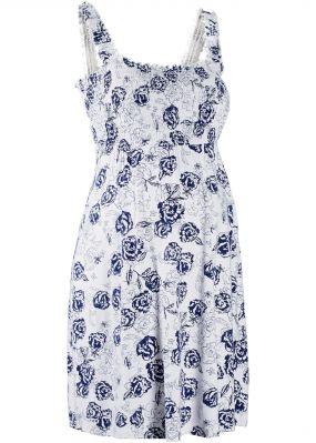 Мода для беременных: трикотажное платье