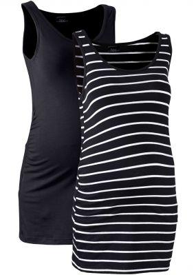Мода для беременных: танк-топ (2 шт.)
